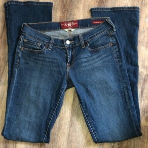 Lucky Brand Charlie Baby Bootcut Jeans Size 0/25
